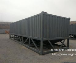 50T卧式水泥仓